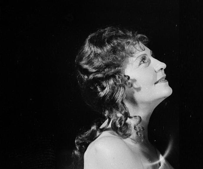 Eva Valentová jako Libuše (Foto: B. Maříková)