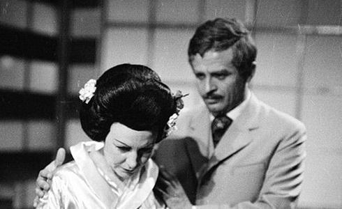 Eva Valentová a Miroslav Smyčka (Madame Buterfly)