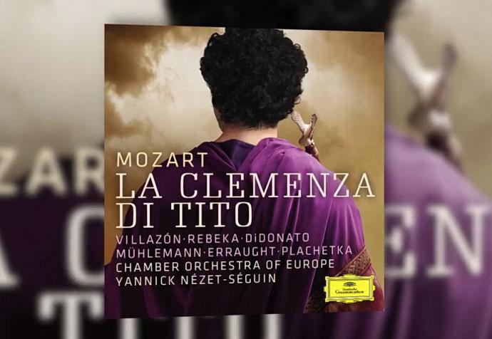 Adam Plachetka + Obal CD La Clemenzo di Tito Foto