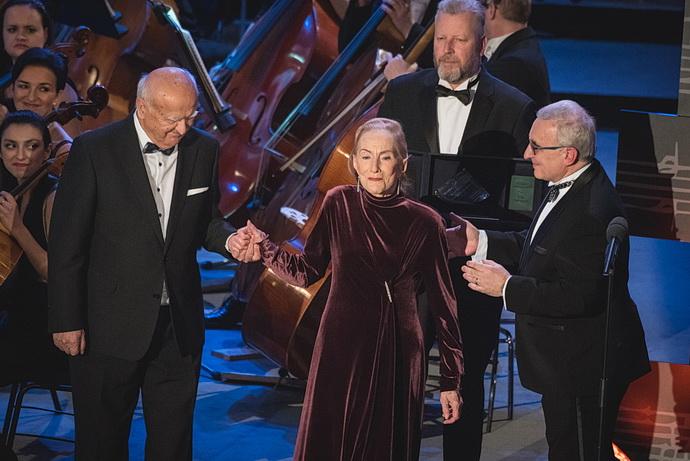 Soňa Červená (Foto: Pavla Hartmanová, Classic Prague Awards)
