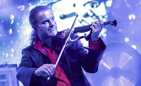 Tokhi a Pavel Šporcl v Lucerna Music Baru