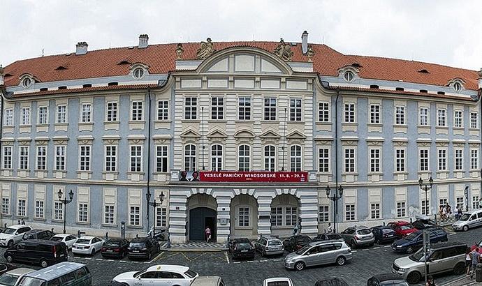 Lichtenštejnský a Hartigovský palác