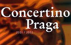 Concertino Praga logo