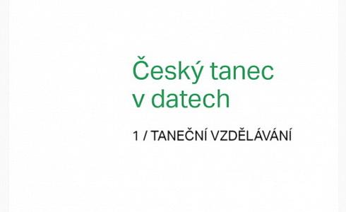 Edice Český tanec v datech