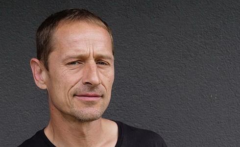 Matej Homola - foto na obálce knížky