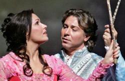 Z opery Romeo a Julie (projekt Live in HD)