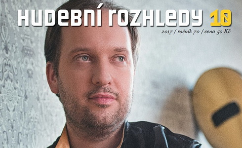 Petr Nouzovský (Hudební rozhledy 11/17)