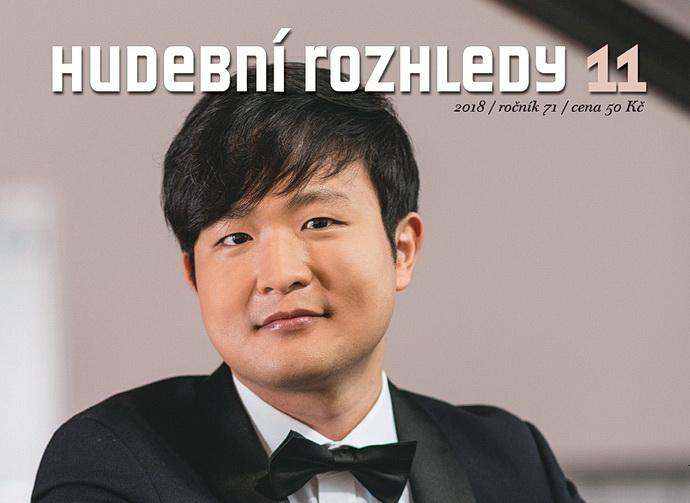 Yekwon Sunwoo na obálce HR11