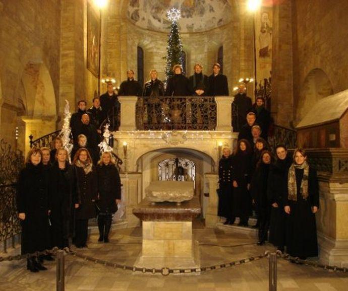 Pražský komorní sbor