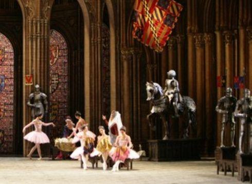Balet v kině – Esmeralda