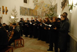 Canticum Camerale - vánoční koncert 2006