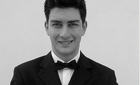 Dirigent Marek Štilec