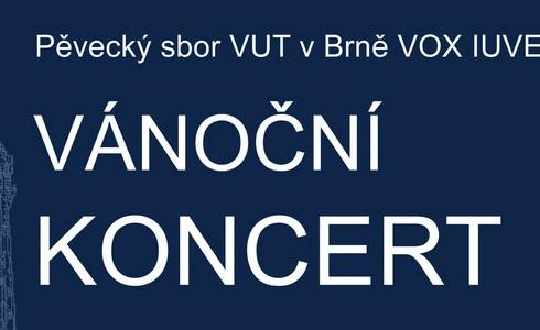 Vox Iuvenalis: Vánoční koncert