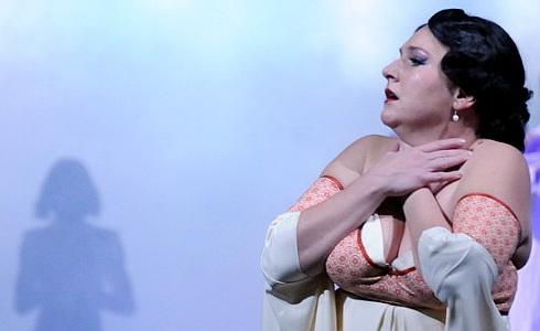 Ivana Veberov� (Aida) / ivadlo J. K. Tyla