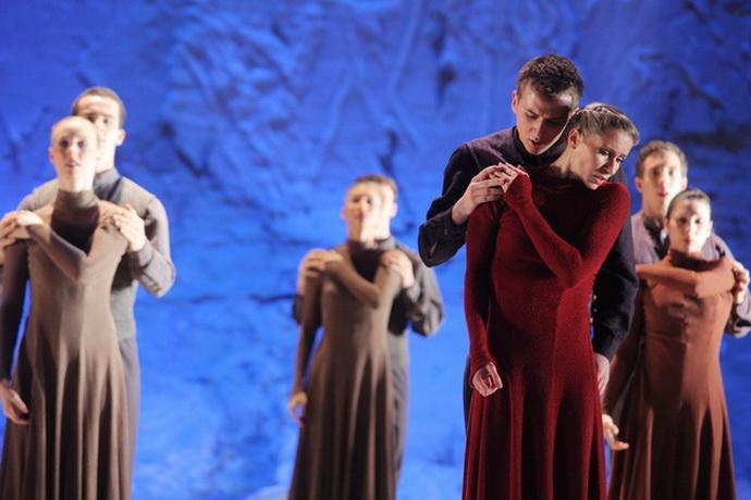 Z baletu Osudové lásky