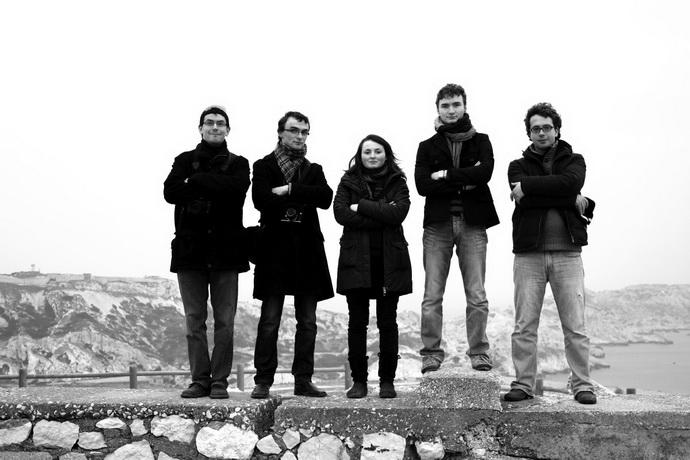 Belfiato Quintet (Zdroj: H. Tomasi)