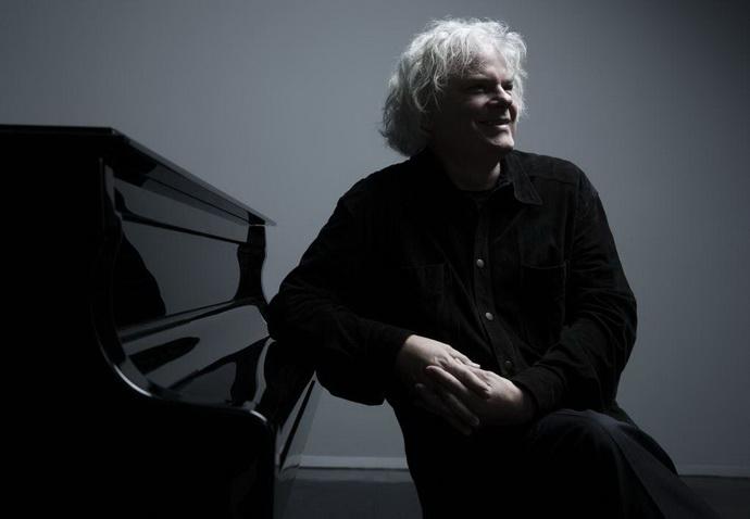 Klav�rista Ronald Brautigam (Zdroj: M. Borggreve)