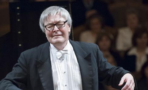 Dirigent Petr Altrichter