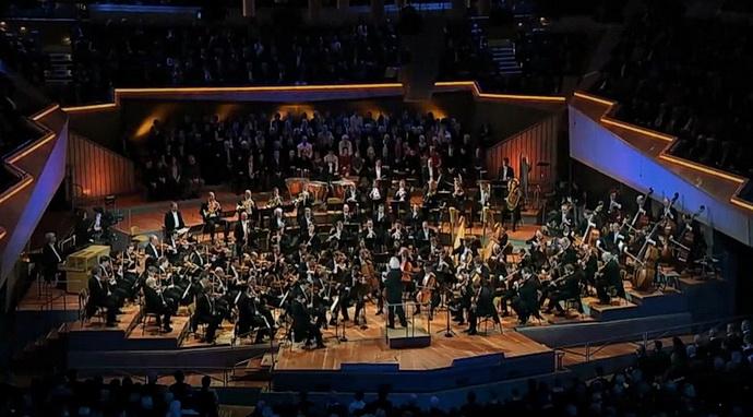 Berlínská filharmonie
