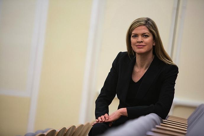 Dirigentka Keri-Lynn Wilsonov�