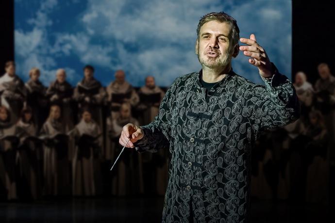 Dirigent Mario De Rose