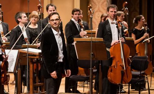 Miroslav Srnka s PKF – Prague Philharmonia