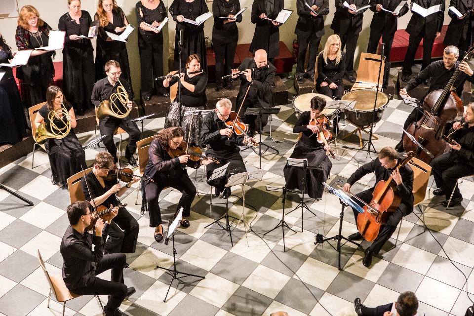 Musica Florea v Českém muzeu hudby (Foto? Daniela Šrámková)