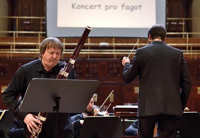 Orchestr na dotek