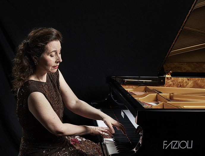Angela Hewitt (Foto: Keith Saunders)