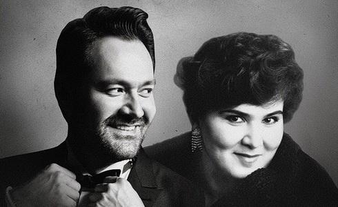 Ildar Abdrazakov a Marina Shaguch