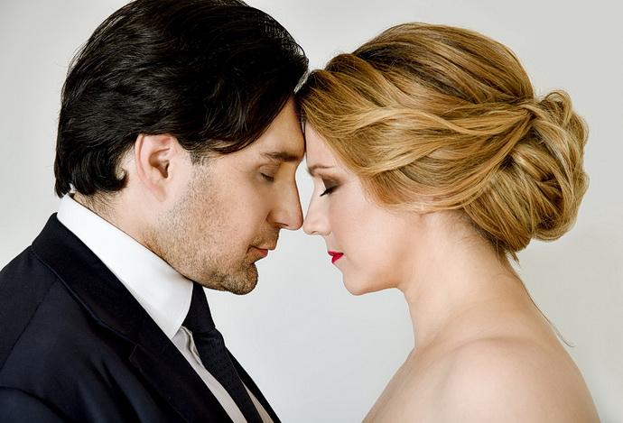 Adam Plachetka a Kateřina Kněžíková