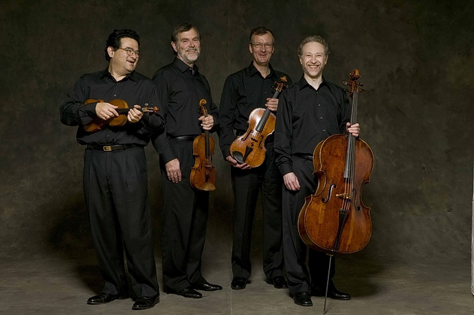 Endellion String Quartet (Foto: Eric Richmond)