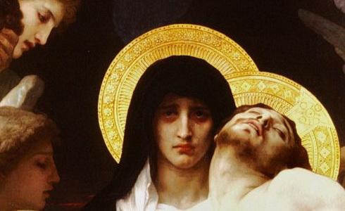 W. A. Bouguereau (1825-1905) - Pieta_(1876)