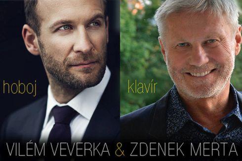 Vilém Veverka a Zdenek Merta