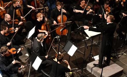 Dvořák - 4. symfonie, Musica Florea