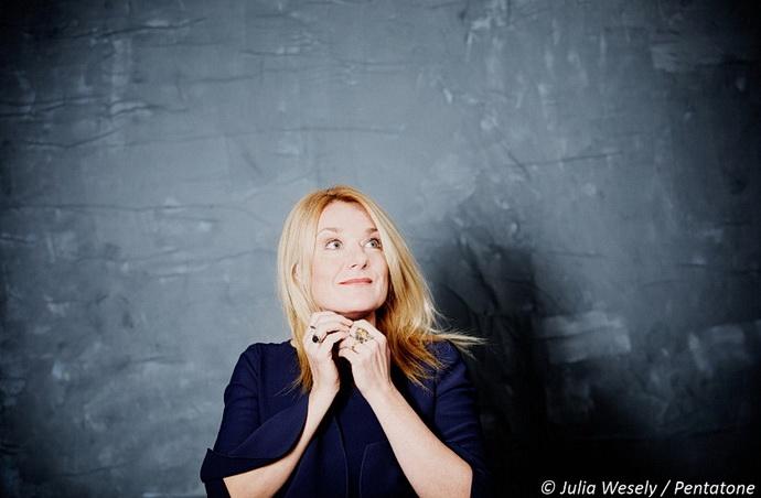 Mezzosopranistka Magdalena Kožená (Foto: Julia Weselý)