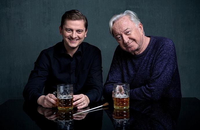 Jan Kučera a Jiří Lábus