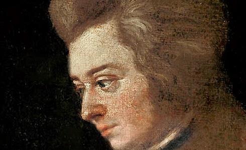 Joseph Lange – nedokončený portrét Mozarta