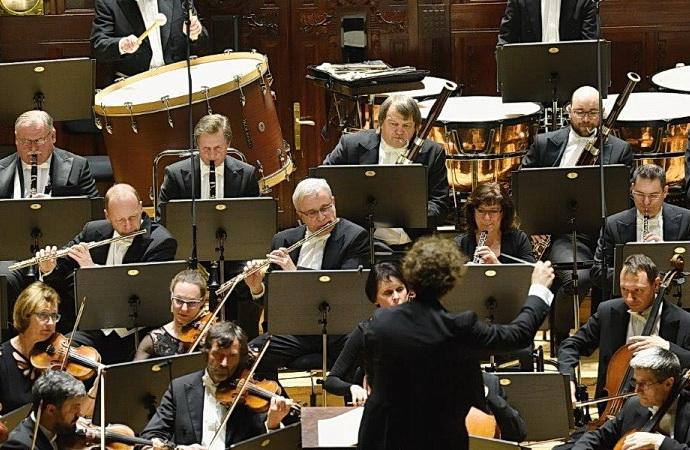 Tomáš Brauner a Pražští symfonikové FOK