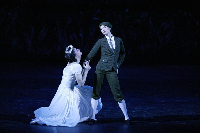 Ruslan Skvortsov a Maria Alexandrova (Zdroj: Damir Yusupov)