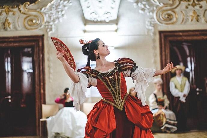 Hartig Ensemble – Tance a balety tří století