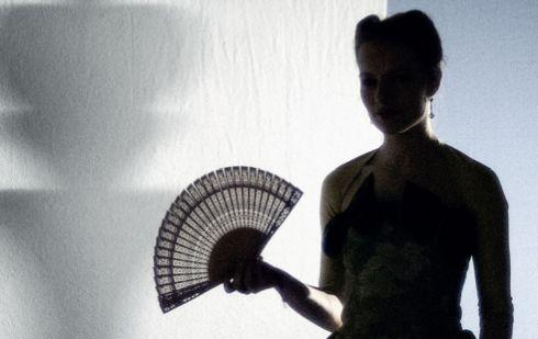 Plakát k baletu Valmont