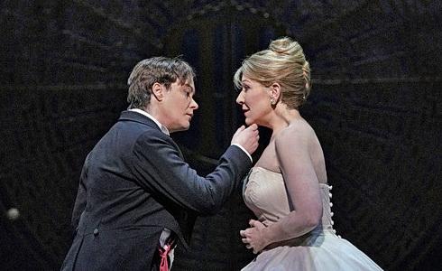 Alice Coote (princ Charmant) a Joyce DiDonato (Popelka)