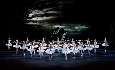 Labutí jezero - Královský balet (Foto: Bill Cooper)