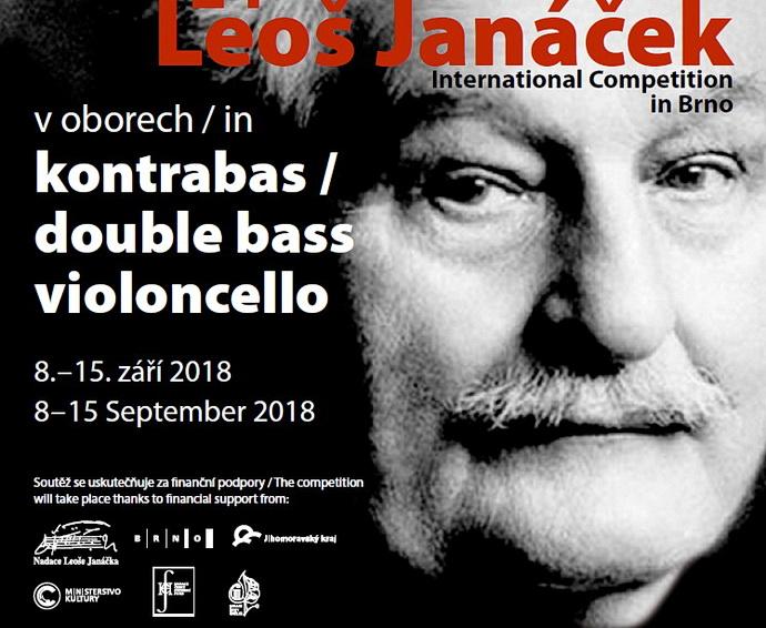 Mezinárodní soutěž Leoše Janáčka (plakát)