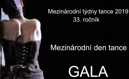 Velký galavečer - plakát akce