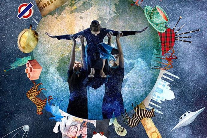 Letem světem (plakát)
