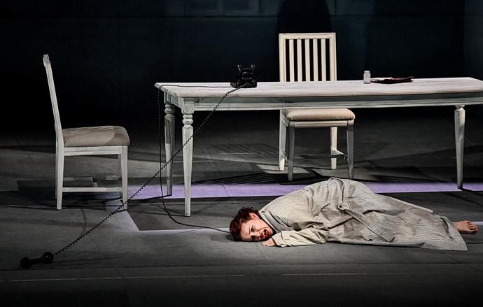 Tři fragmenty z Juliette / Lidský hlas