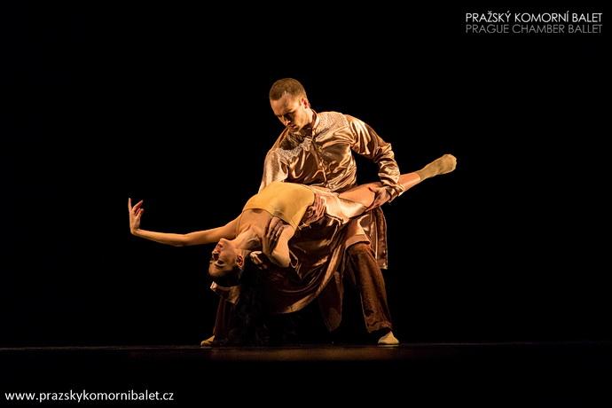Slovanský kvartet - Pražský komorní balet