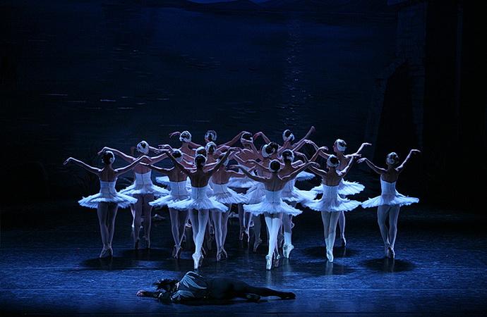 Labutí jezero (Moscow City Ballet)